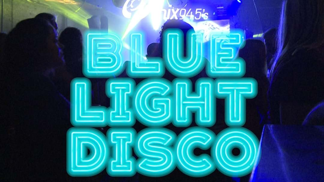 Another Mintox Blue Light Disco At Capitol