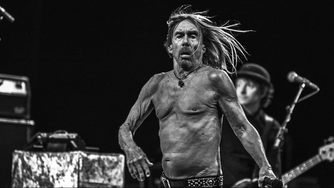 Iggy Pop Played On Jimmy Fallon And Kept His Shirt On