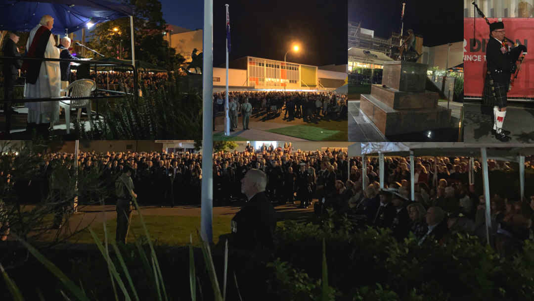 ANZAC DAY: Moffee and Ray Hadley Reflect on Anzac Day Moments from the Coffs Coast