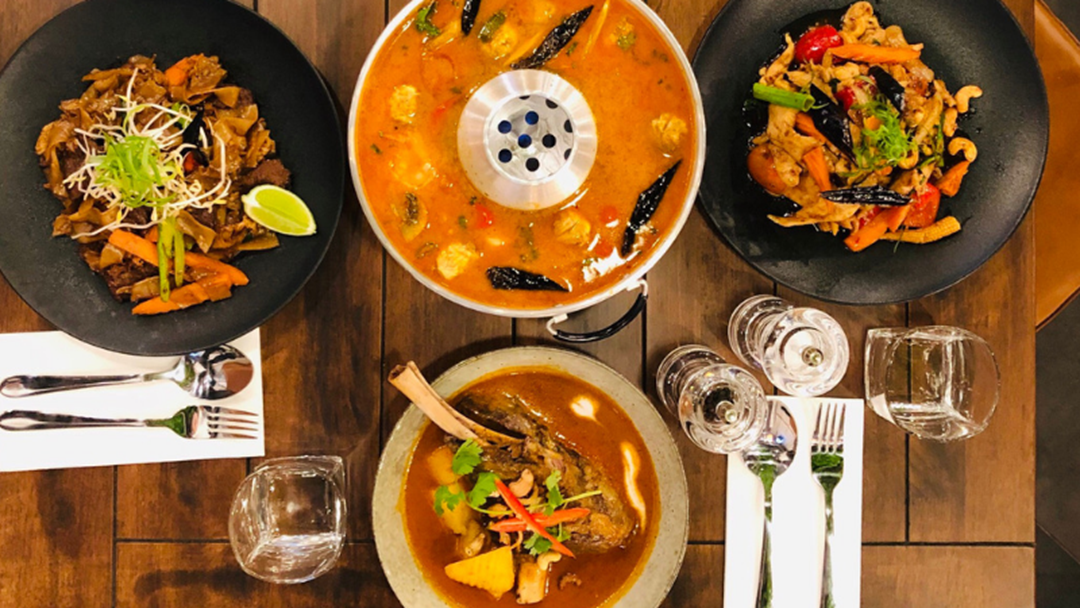 Robina Town Centre Has Just Added A New Thai Restaurant To Their Line-Up!