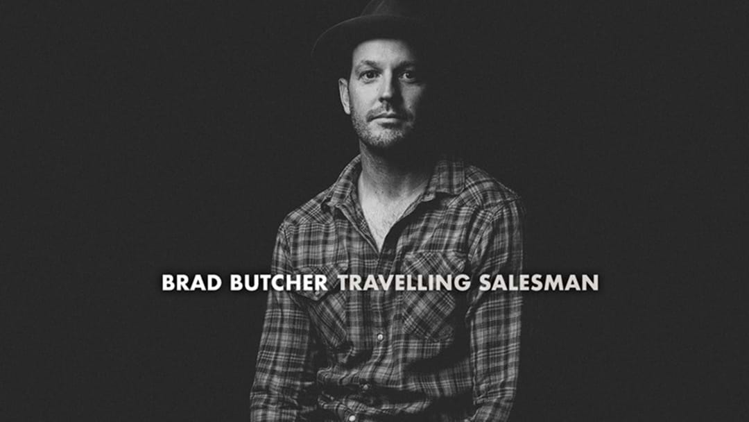Brad Butcher Announces New Album