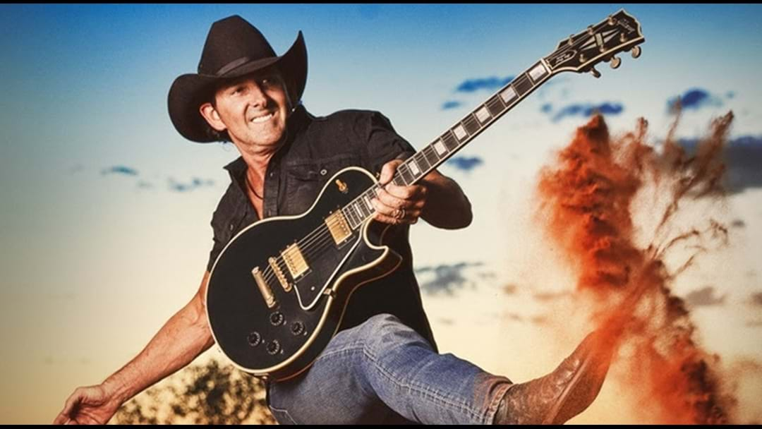 "Lee Kernaghan Releases Epic New Album ""Backroad Nation"""