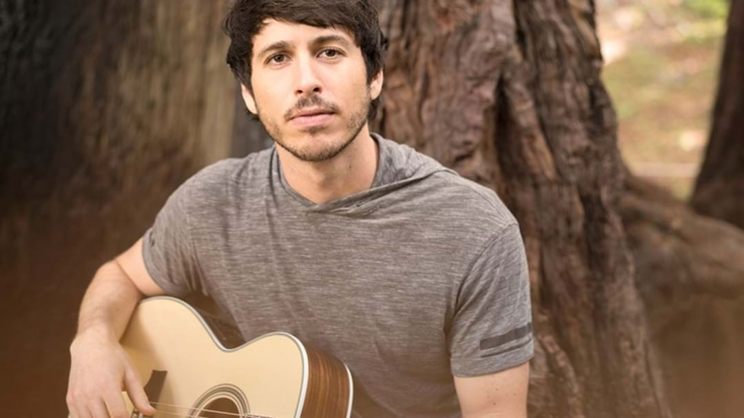 Morgan Evans Is Coming Home as Part of His World Tour!