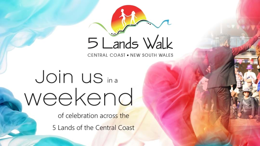 Mandy & Rob Palmer Chat To Con Ryan About The 5 Lands Walk Happening This Weekend!