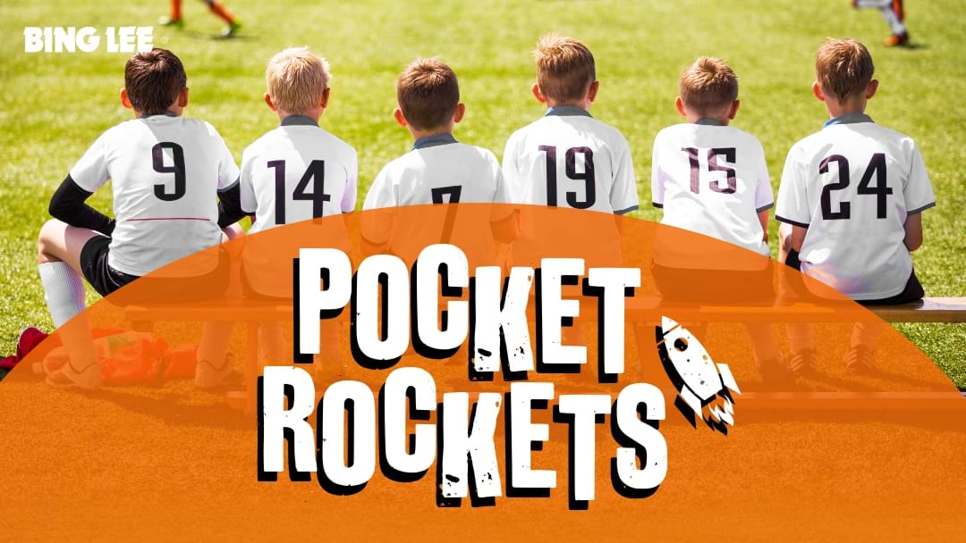 2GO's Pocket Rockets