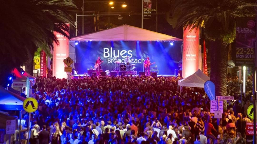 It's Time For Another Blues On Broadbeach Festival!