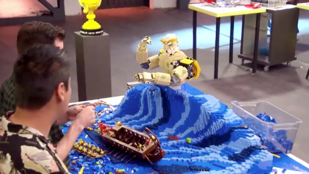 The Lego Masters Grand Finale Promo May Have Just Given Away Who Wins The Competition