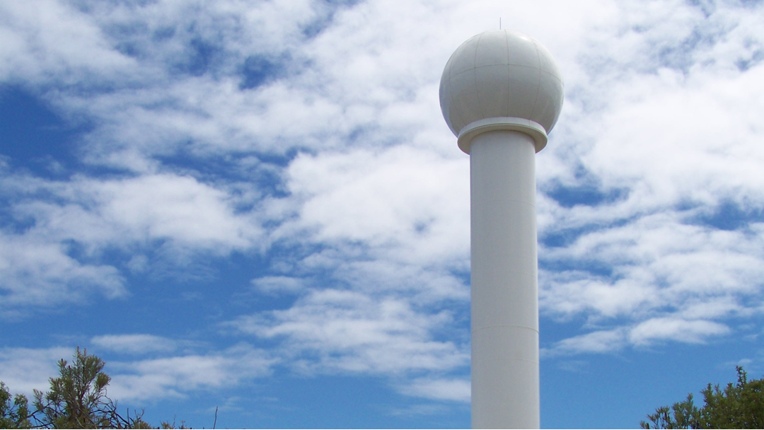 Albany Doppler Radar Upgrade Now Complete