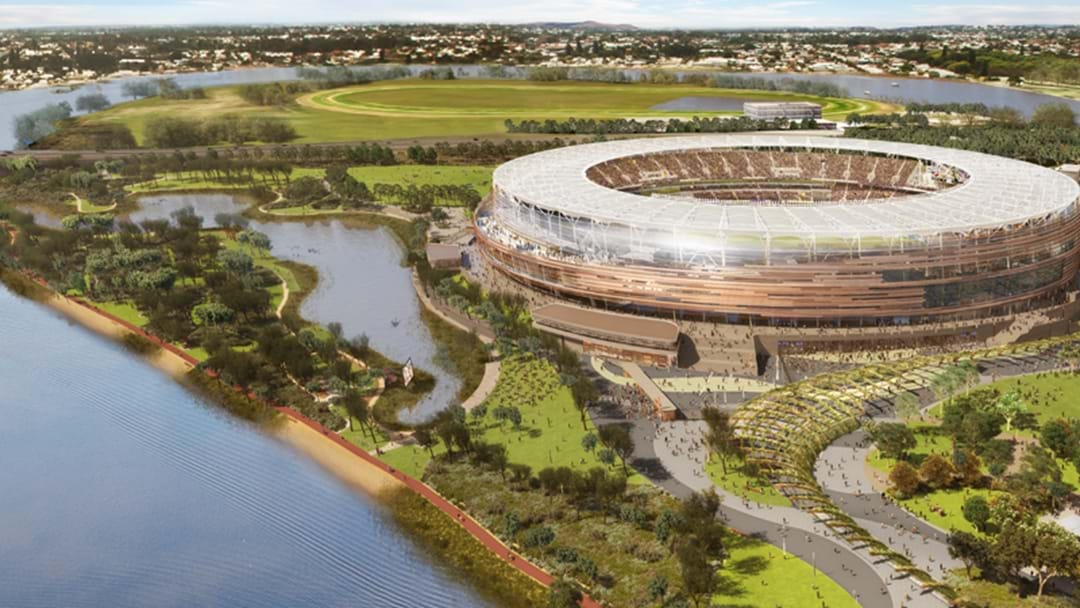 NRL Announce Double Header Will Kick Off 2018 Season At Brand New Stadium