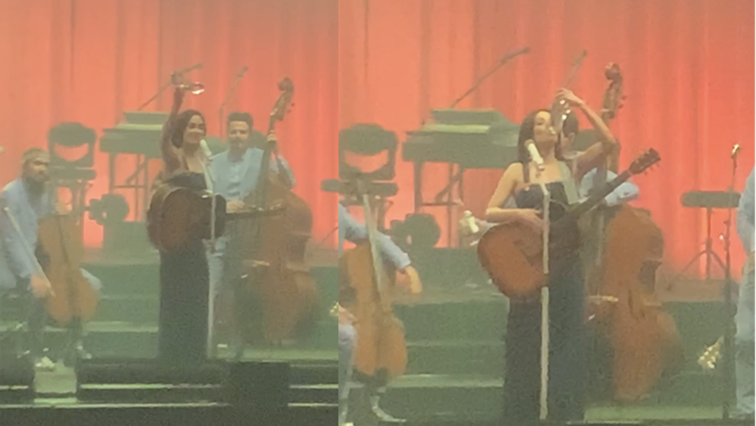Kacey Musgraves Refused To Do It Sydney But Caved in Melbourne at Granted the Audience a Shoey