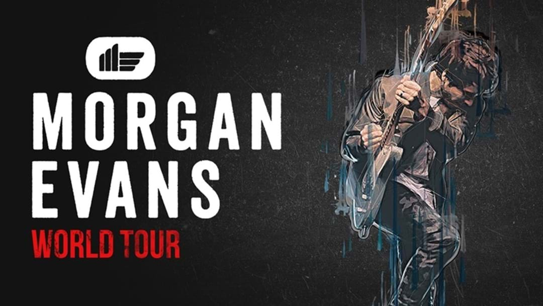 Morgan Evans Adds Second and Final Sydney Show!
