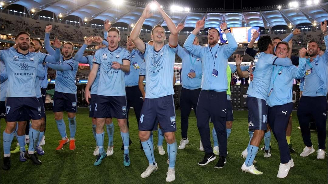 Sydney FC Are The 2018/19 A-League Champions