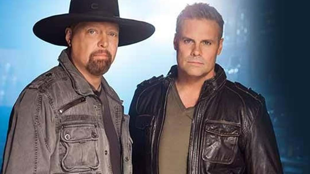 New Montgomery Gentry EP Set for Release Next Month