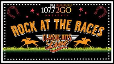 2GO's Rock At The Races!