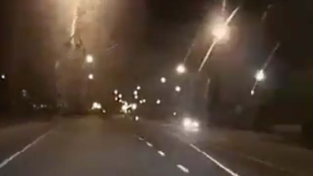 Incredible Meteor Lights Up Victoria and South Australian Skies