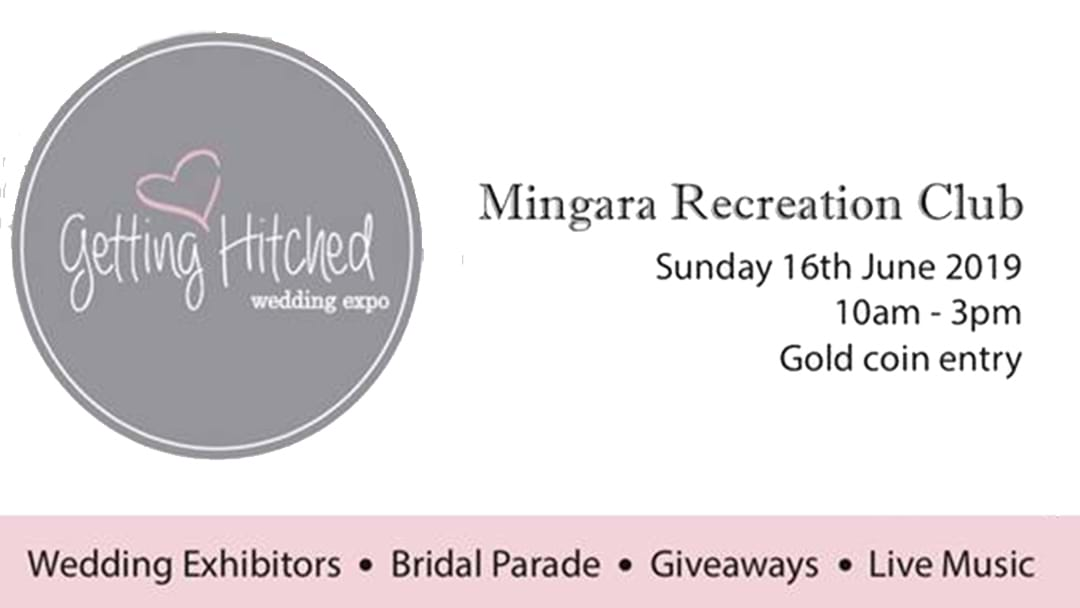 The Getting Hitched Expo!
