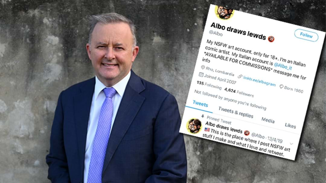 People Trying To Tag Anthony Albanese On Twitter Keep Getting An Italian Porn Cartoonist Instead