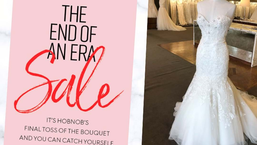 Perth Bridal Shop Institution To Close And There Are Bargains Galore For Wannabe Brides