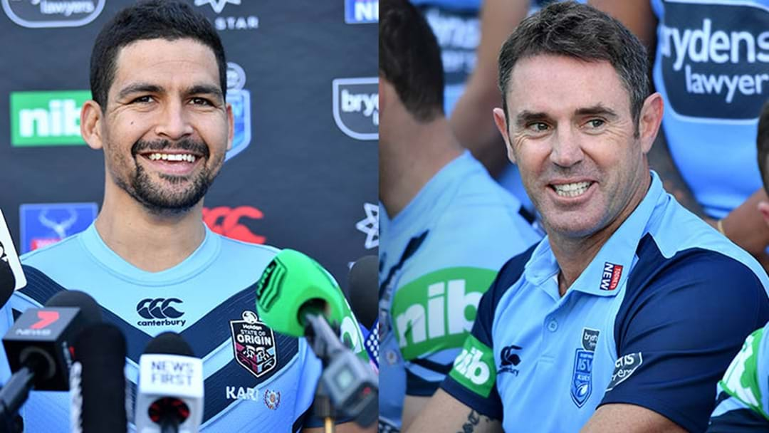 Cody Walker Reveals His Confusing 20 Second Phone Call From Brad Fittler