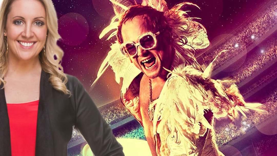 LISTEN: Kymba's Seen Elton John's Rocketman And, Well, Meh!
