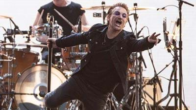 U2 Are Bringing The Joshua Tree Tour Down Under