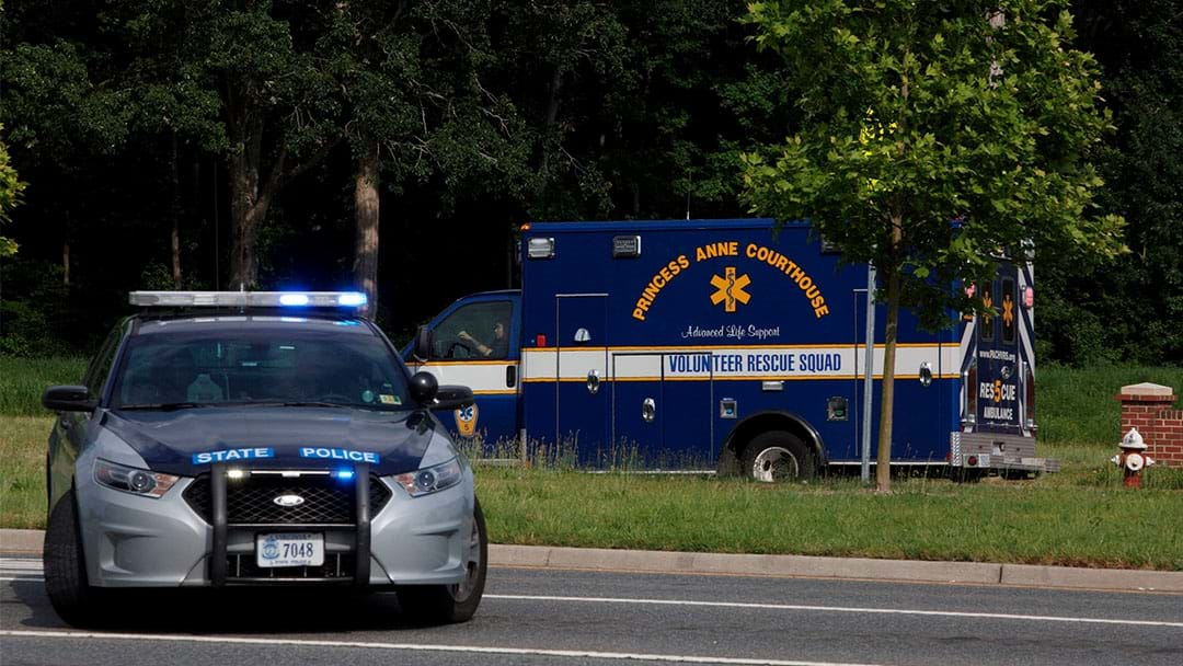 12 Dead In Mass Shooting In Virginia