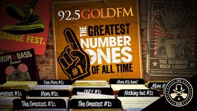 The Greatest Number Ones of All Time