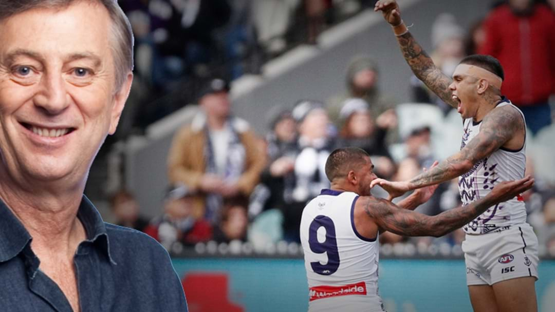 "Dennis On Freo: ""If They Make The Finals, They'll Be Hard To Toss"""