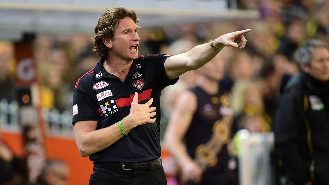 """Tom Browne Says That """"Some Industry Figures"""" Are Suggesting Carlton Should Speak To James Hird"""