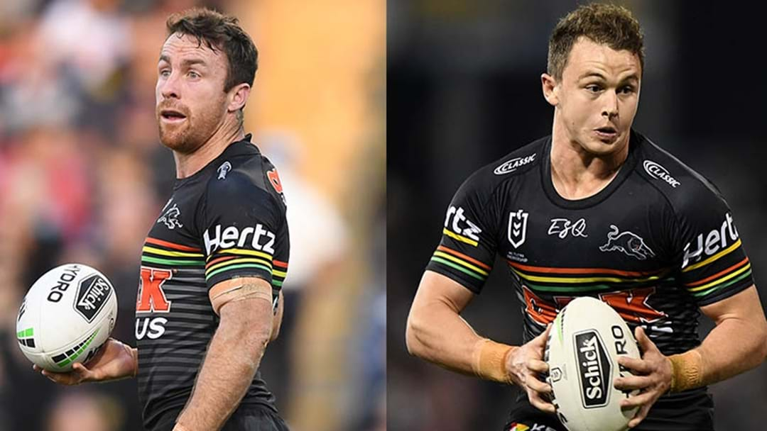 """He Can Catch Now"": James Maloney's Brutally Hilarious Sledge Aimed At Teammate Dylan Edwards"