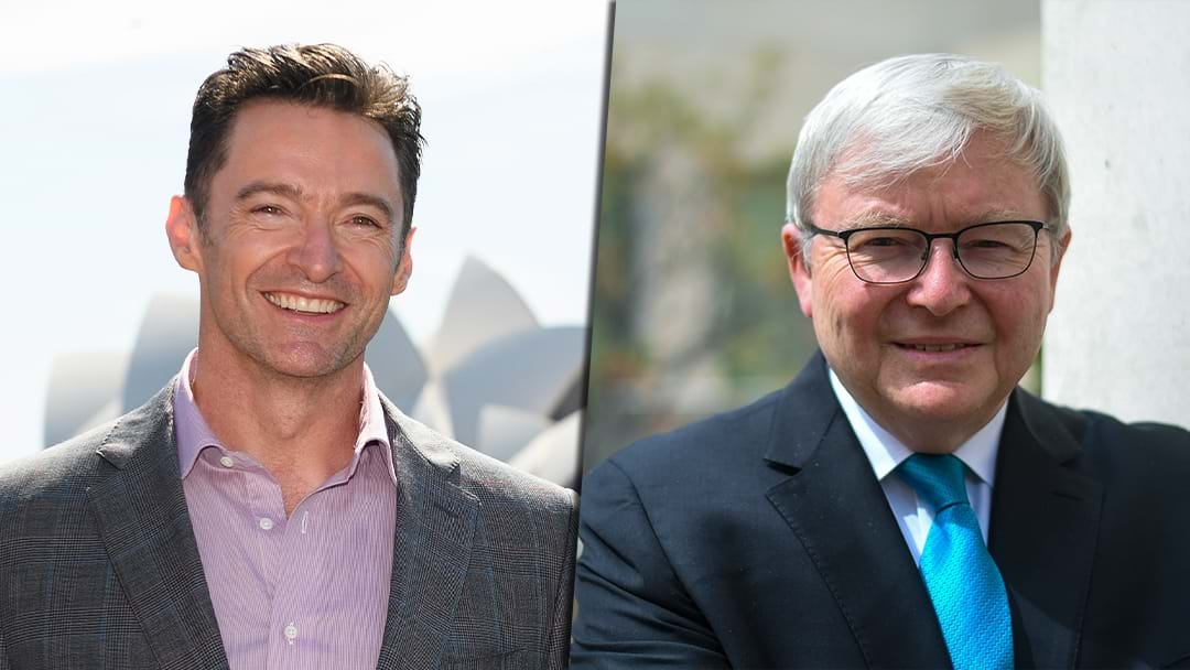 Hugh Jackman and Kevin Rudd Among Notable Recipients Of Queen's Birthday Honours