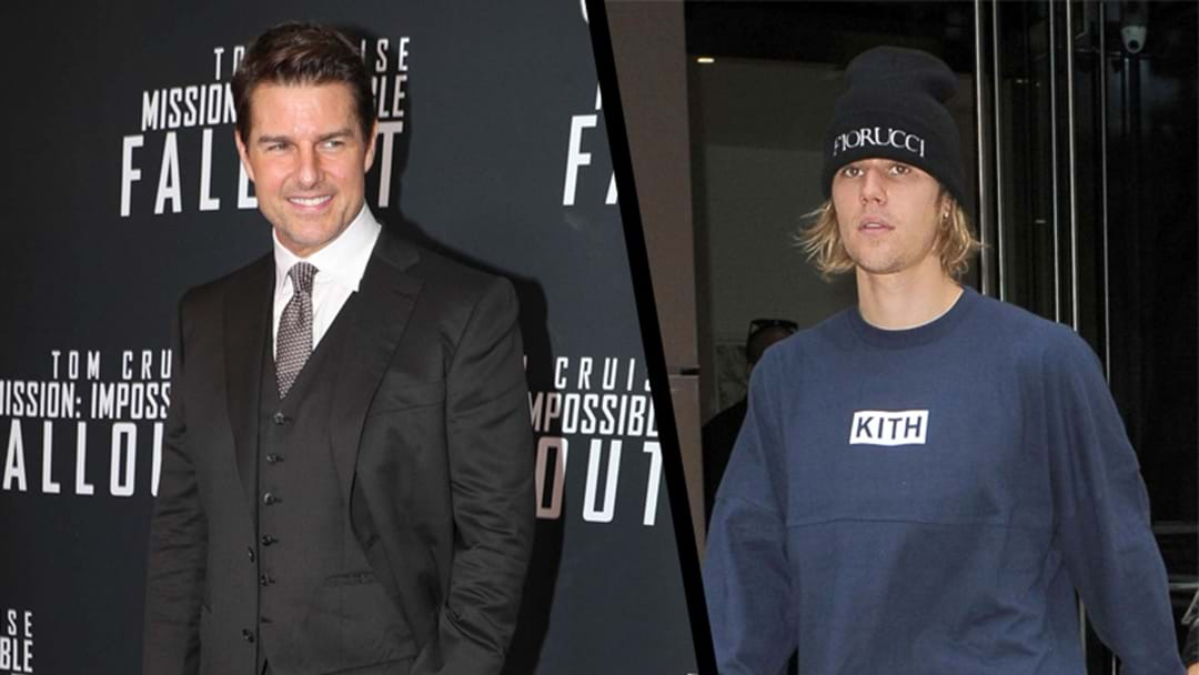 "Justin Bieber Has Challenged Tom Cruise, He Of ""Mission Impossible"" Fame, To ""Fight In The Octagon"""