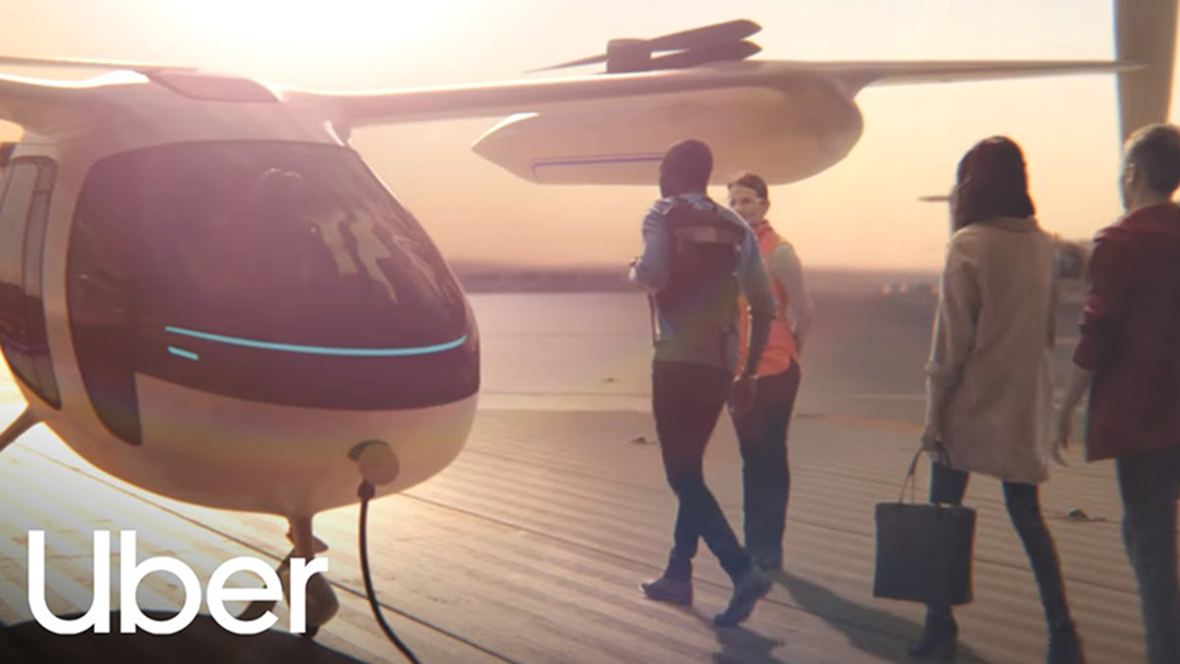Uber Aircrafts Are Going To Be Trialled In Australia Next Year