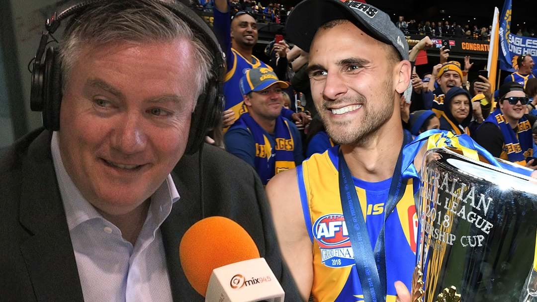 Eddie McGuire Cops Classic Grand Final 'Pressure Test' Stitch Up This Morning