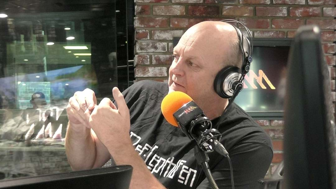 LISTEN | Billy Brownless Gets Stuck Into Mick Molloy About Last Week's Footy Result