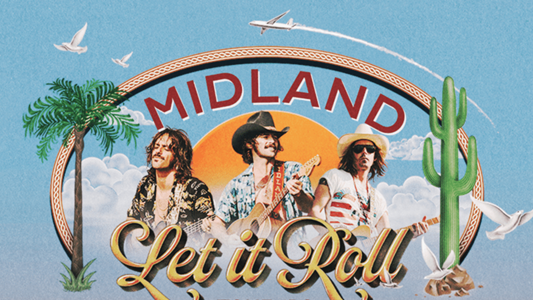 "Midland Announces ""Let it Roll Tour"""