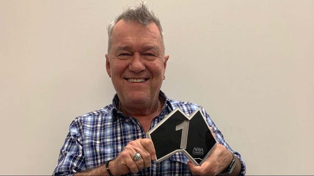 Jimmy Barnes Breaks Record For The Most #1 In Aussie History