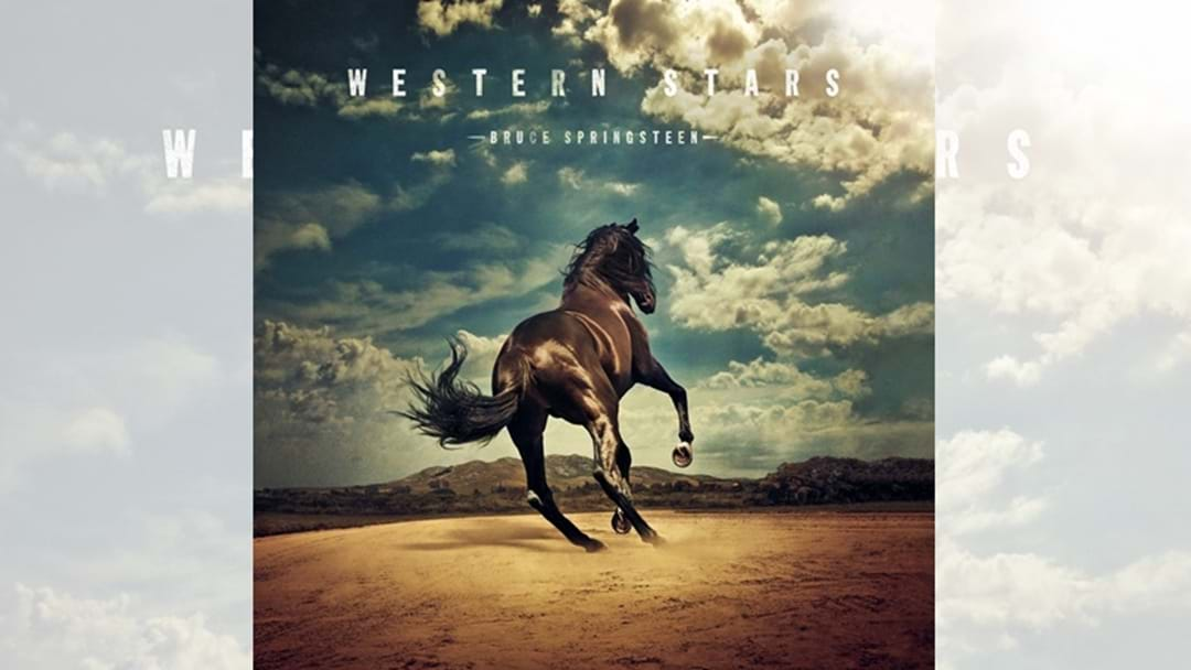 "Bruce Springsteen ""Western Stars"" is OUT NOW And Has Already Hit The Number One Spot"