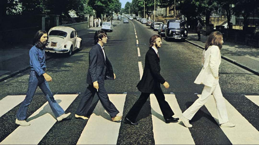 Paul McCartney Talks About That Classic Look On The Abbey Road Album Cover