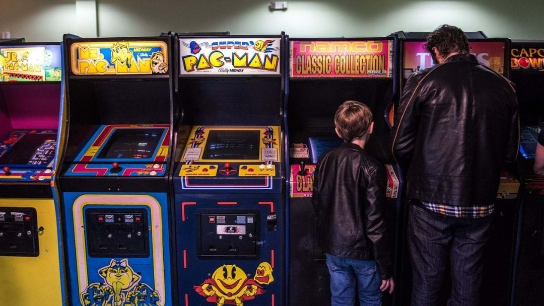 A Massive Gaming Arcade Opens On Monday