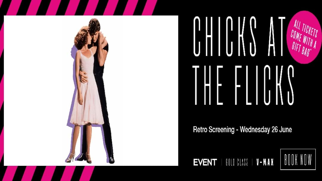 Chicks At The Flicks Is Back With A Retro Screening!