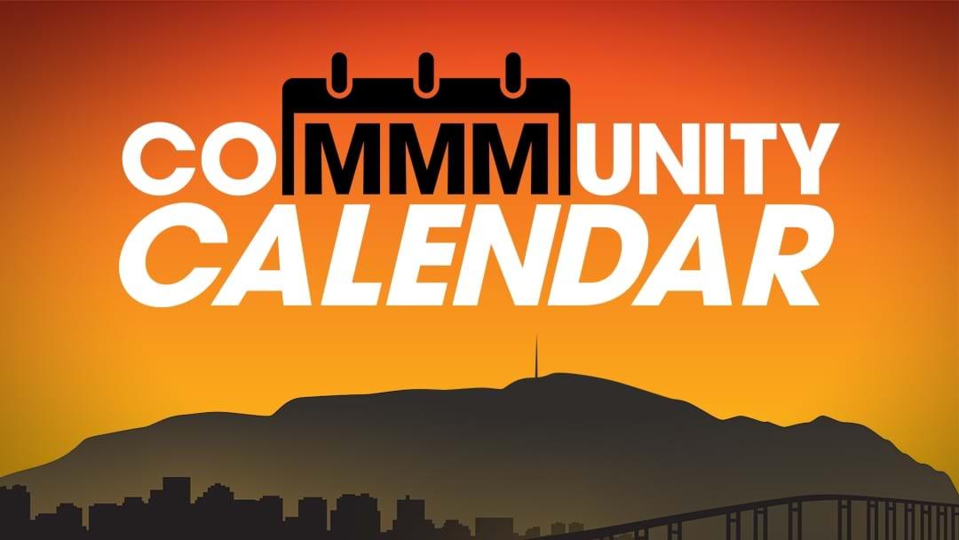 Triple M CoMMMunity Calendar