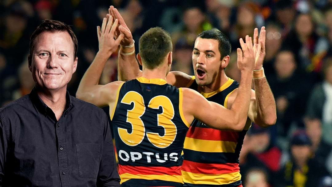 LISTEN | JB Says Adelaide Powerbrokers Are Stoked With The Carlton Pick Swap