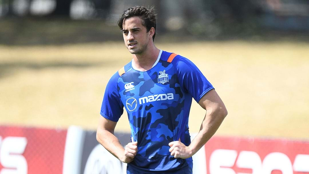 Taylor Garner Will Not Be Available To Play For North Melbourne This Weekend After Pub Incident