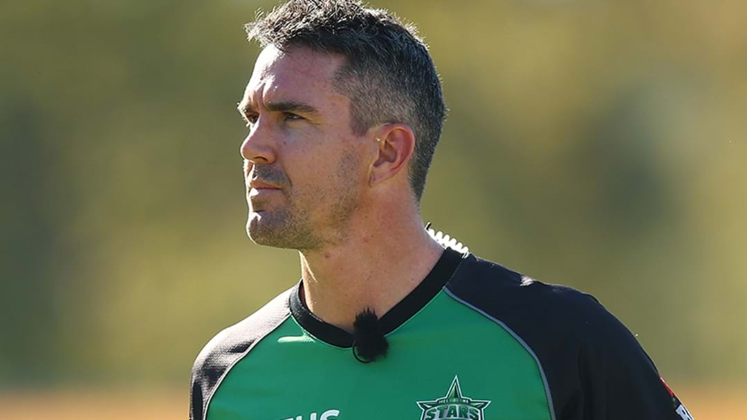 Kevin Pietersen Charged By Cricket Australia