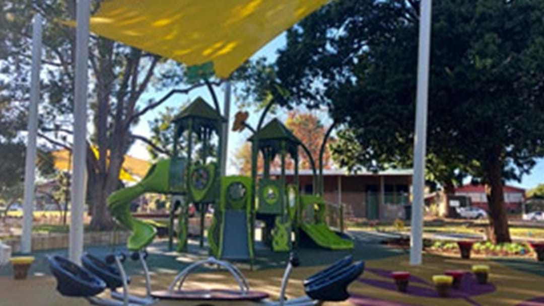 Lindsay Street Playground Upgrade is All Systems GO!