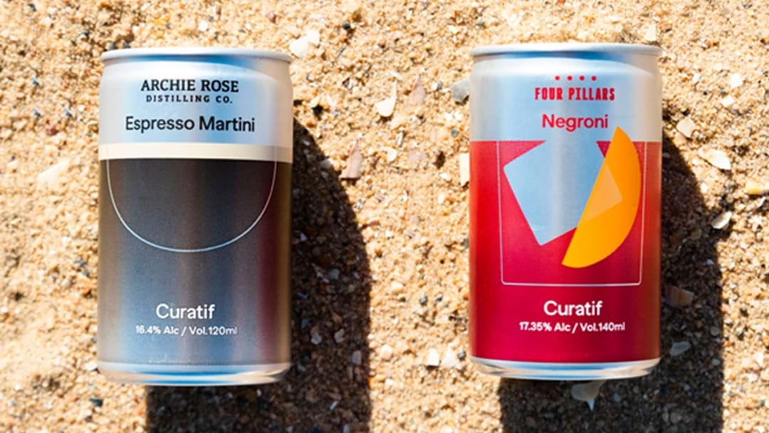 Look Out... Cocktails Now Come In A Can So That's Friday Night Sorted!