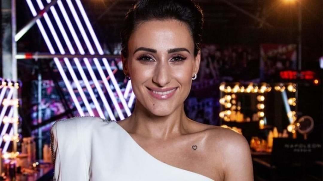 The Voice Australia Winner Diana Rouvas Tells All...