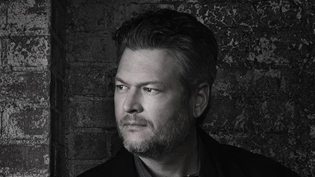 """""""God's Country"""" Scores Blake Shelton His 26th Number One Single"""