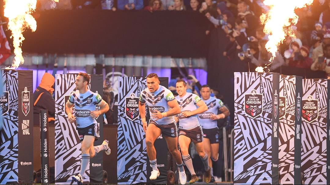 Everyone Made The Same Joke About The NSW Team's Runout Last Night